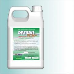 Desodil desinfetante.