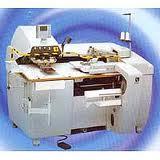 Máquinas de costura para a fabricação de tecido de