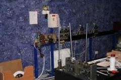 Máquinas para fabricação de venezianas horizontais