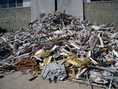 Sucata e resíduos de produtos de metais não