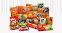 Embalagens de Biscoito