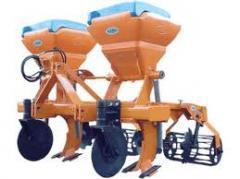 Máquina agrícola  para cultivar o solo