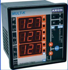 Medidores de Energia | Med. de Energia/Porta de