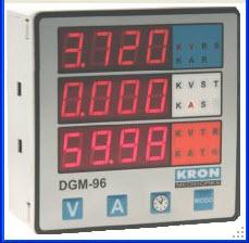 Indicador Digital DGM-96 instrumento digital