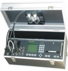 Analisador de gases TEC-GA 21 plus.