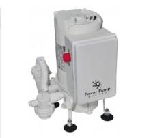 Power pump 4 deltra - Bomba de vácuo com água .