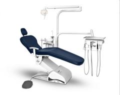 Cadeira Odontológica  D700 3 T Acoplado 1 sugador