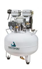 Compressor DA 9001 Cristófoli odontológico p/ 1