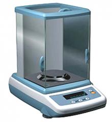 Balança Analítica com calibração automática com