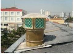 Insuflador Lider  motorizado de telhado