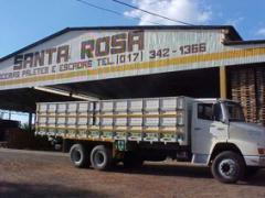 Carrocerias para veículos de carga e carretas