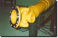 Componentes para máquinas agrícolas e automóveis.
