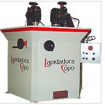 Máquina Especial Lapidadora Copo.