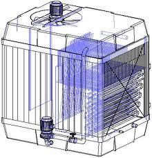 Sistema Retentor de Gotas.