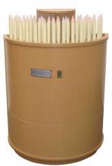 Velário tipo 3 - 48 velas (madeira)