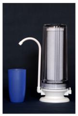 Filtros e purificadores para uso residencial -