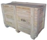 Caixa para produtos pesados