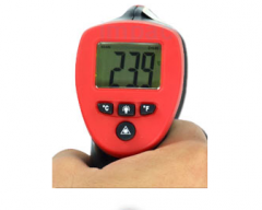 Termômetro laser infravermelho digital Impac