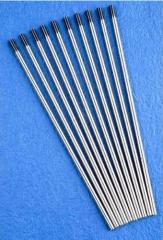 Eletrodos - são desenvolvidos especialmente para