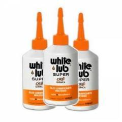 White Lub Óleo Lubrificante Multiuso
