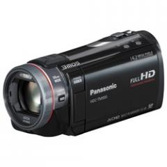 Filmadora Full HD 3D Panasonic
