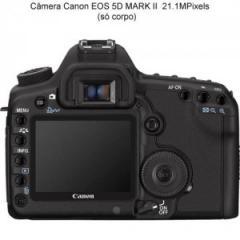 Câmera Canon EOS 5D MARK II