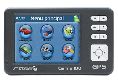 CarTrip 100 GPS