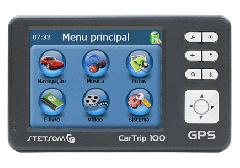 CarTrip 100 GPS