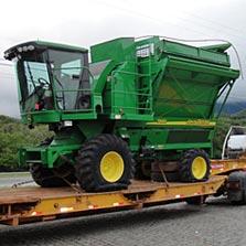 Máquinas agrícolas.