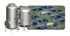 ETA - Estação de tratamento de agua .