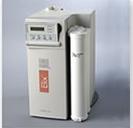 O sistema ELIX produz água purificada no grau II