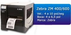 Impressão ZM 400 ZM 600