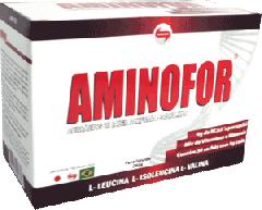 Aminofor - BCAA´S +Vitaminas e Minerais