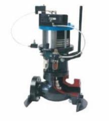 Válvula de descarga de fundo - VDC