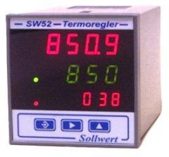 SW52 – Termoregler
