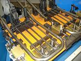 Dispositivos de soldagem, montagem e controle
