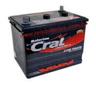 Bateria Cral Prata 6V - 135Ah - CP135HE - Baixa