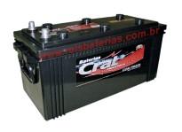 Bateria Cral Prata 12V - 180Ah - CP180HD / CP180HE
