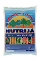 NUTRIJÁ - FERTILIZANTES FOLIARES E SAIS 100%