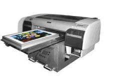 Impressora de Tecido