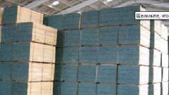Exportação de madeira