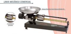 Balança Mecânica Semi-Roberval Modelo 63
