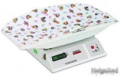 Balança Digital para Pesar Bebês (Mobile Baby)