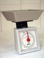 Balança de cozinha Modelo F3