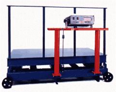 Modelo 250 Be - Plataforma com indicador digital