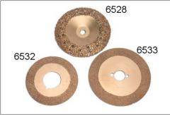 Carbides para escareação de pneus- carbides flat