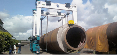 Magaind 70 ton - Equipamento exclusivamente