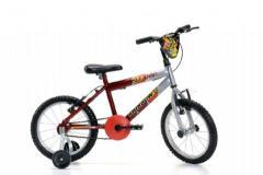 Bike 16 Masc.Tiger Vermelha/Bic.
