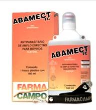 Abamect fc - Endectocida para o tratamento e