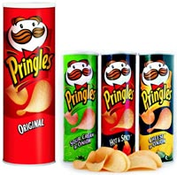 Batata Pringles